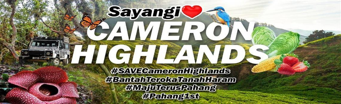 Sayangi Cameron Highlands